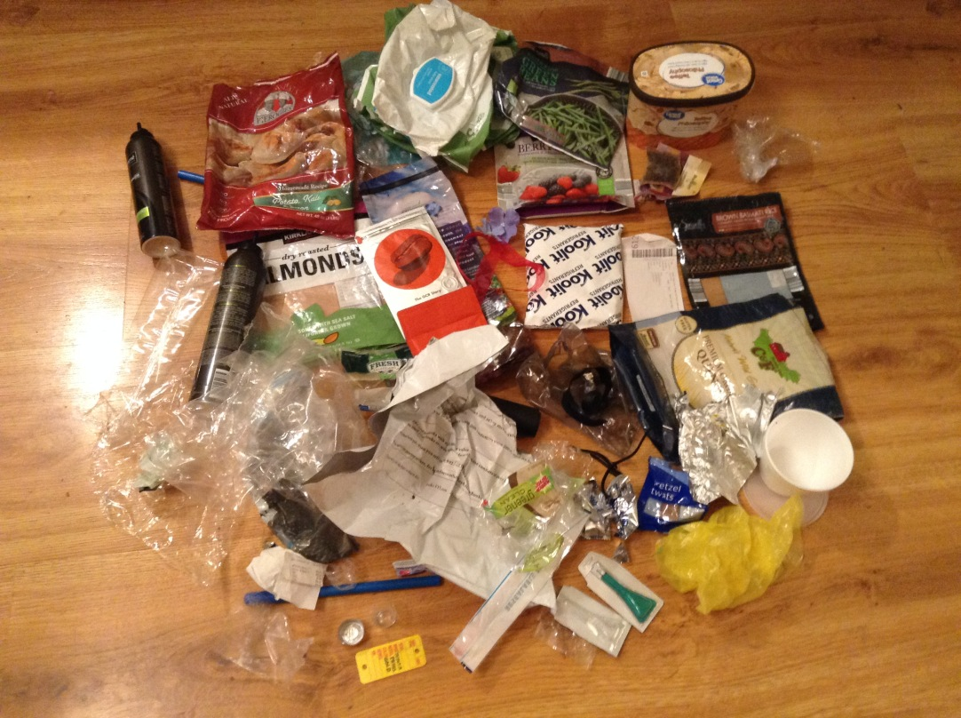 Plastic not able to be recycled in Chattanooga